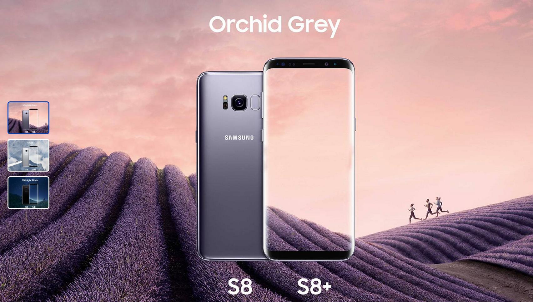 Galichip samsung s8 grey